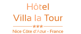 ∞Hotel Restaurant in Nice near Old Nice | Villa la Tour